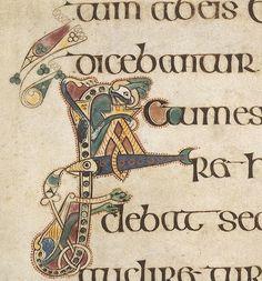 Gospels, MS 58, Trinity College Dublin