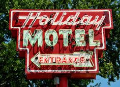 Holiday Motel #boulderinn