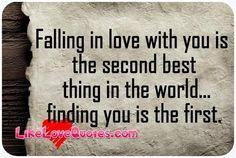 valentine quote distance
