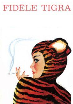 Fidele Tigra advertisement