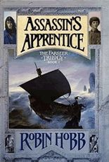 Assassin's Apprentice by Robin Hobb reviewed on Fantasy Book Review (The Farseer Trilogy: Book 1)