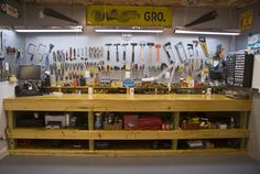 5 Tips for Organizing your Tools | www.masterappliance.com