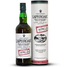 Laphroig Cask Strength Batch 004 (70cl)