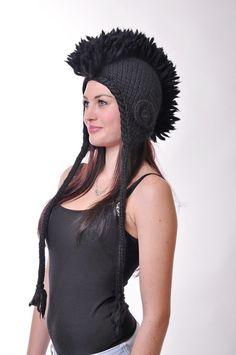 3f673ee5c5a Depeche Mode Shop. Háčkované ČepičkyUzly. Depeche mode Shop Mohawk hat ...