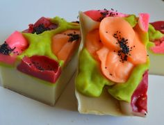 Poppy Fields - handmade soap, inspired by Alamo Candelaria