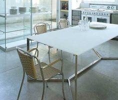 Glastisch Carlomagno von Gallotti&Radice kaufen im borono Online Shop