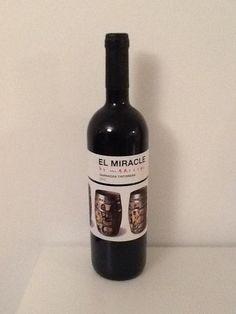 @bodegasgandia el miracle by mariscal del club de vinos de @Verema octubre 2012 #garnacha tintorera 2010 #DOValencia by @abreunvinito