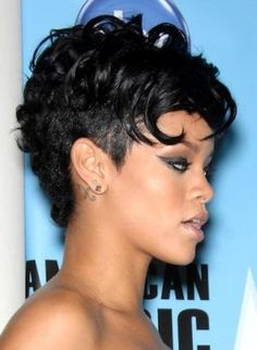 Surprising 1000 Images About Short Hair Styles On Pinterest Black Women Hairstyles For Men Maxibearus
