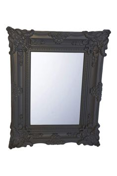 """This grey fram looks great on any wall or stand. Place alone or pair with the bigger size.    Dimensions:5""""×7""""   Grey Picture Frame by The Birch Tree Furniture. Home & Gifts - Home Decor - Frames Ohio"""