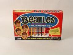 beatles coloring set | THE BEATLES ROCK N POP AUCTION PREVIEW
