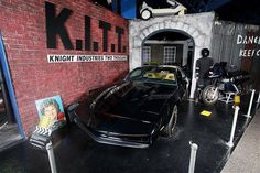 KITT from Knight Rider sold by the Lakeland Motor Museum in 2011