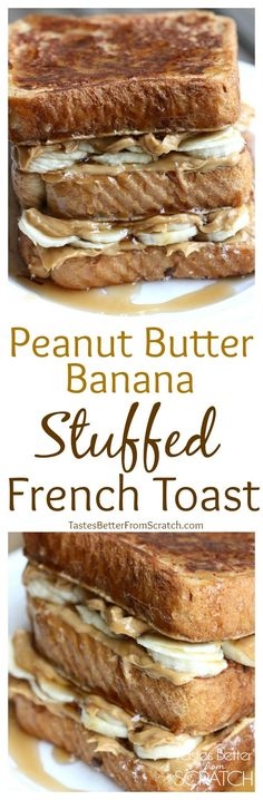 ... French Toast on Pinterest | Stuffed french toast, French toast