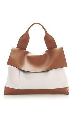 Nappa Leather Handbag - Marni Pre-Spring 2016 - Preorder now on Moda Operandi