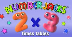 NumberJacks Times Tables #free game app download