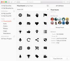 The noun project - Über 50.000 Icons für 9,99 im Monat