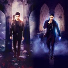 """905 Likes, 9 Comments - MALEC ✨ (@malechugs) on Instagram: """"••• [Followers: 2.641] 1 day till 3x03 ➰ •••• - Magnus' warlock mark is so beautiful  I totally…"""""""