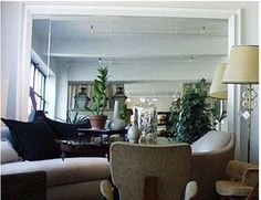 Anichini Mirror by VWHome. Condo Living Room, Decorative Accessories, Interior Inspiration, Volkswagen, Mirrors, Wolf, Designers, Interiors, Furniture