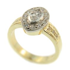 Handmade by Peter Cameron & Sam Drummond at Cameron Jewellery Handmade Wedding Jewellery, Wedding Jewelry, Wedding Rings, Wedding Ring Designs, Brilliant Diamond, Diamond Rings, White Gold, Engagement Rings, Yellow