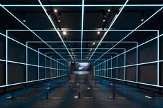 Coordination Asia Transforms Art Gallery into Nike Studio in Beijing   Yellowtrace