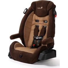 Safety 1st - Vantage Booster Car Seat, Tyler, Brown