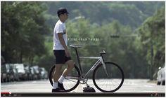 FIXED GEAR GIRL TAIWAN: Liu Wen Chang x CINELLI MASH PARALLAX