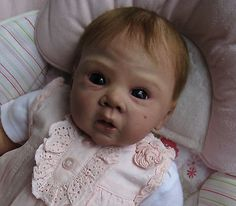 Reborn baby doll Taylor by Tamie  Yarie