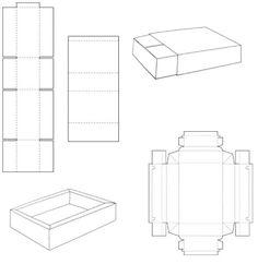 box design templates - Google Search
