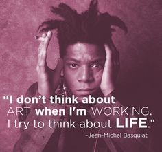 Jean-Michel Basquiat | 14 Excellent Pieces Of Advice Every Artist Should Remember