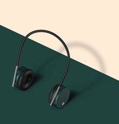 gravity headphone on Behance