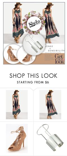 """""""SheIn II-1"""" by melisa-hasic ❤ liked on Polyvore featuring Nearly Natural"""