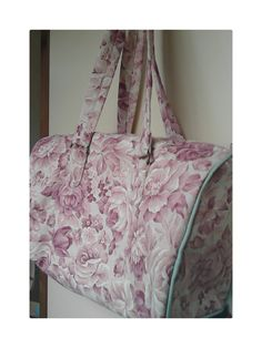 duffle bag 手作りバッグ