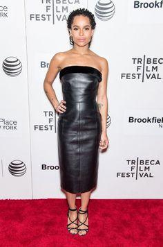 At the 2015 Tribeca Film Festival Premiere of Good Kill on April 19, 2015.