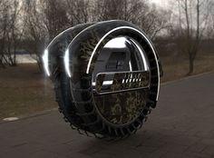 RollEvac - Military Med-Evacuation Vehicle by Sakly Sadok