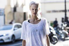 Paris Fashionweek day4 recap | A Love is Blind - PAris Fashionweek ss2015 day 4, outside Haider Ackermann, aymeline valade