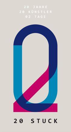 Zeichen & Wunder inszeniert 20 Jahre Villa Stuck. | corporate identity portal