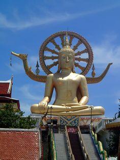 Big budda, Koh Samui Thailand