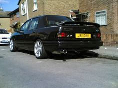 Ford Rs, Car Ford, Timeless Classic, Classic Cars, Ford Orion, Ford Sierra, Classic Motors, Legends, Sapphire