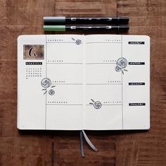 This weeks spread, please give it some love ❤️ #bujobeauty #bujodoodles #bujoweekly #bujo #bujoinspiration #bujoweeklyspread #bujobeauties #bujoweeklylayout #bulletjournalspread #bulletjournaling #bulletjournalcommunity #bulletjournalweeklyspread #bulletjournalweekly #bulletjournalinspiration #bulletjournal #weeklyspread #weeklylayout #weekly #spread #roses #doodles #lettering #craftpaper #mealplanning #april #apriltheme #Regram via @contracrastination