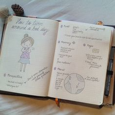 Getting Started in your Bullet Journal – Journal With Purpose