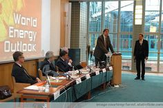 World energy is of concern the world over including this EU meeting