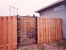 chain link fencing from commercial fencing to residential. Black vinyl chain link fencing and galvanized chain link fence fencing contractor Fence Gates, Fencing, Chain Link Fence, Honey, Black, Home Decor, Picket Fences, Decoration Home, Chicken Wire