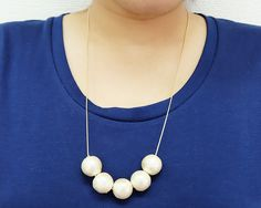 Cotton Pearls Necklace Japan http://www.megapui.com/index.php?id_product=349&controller=product&id_lang=1