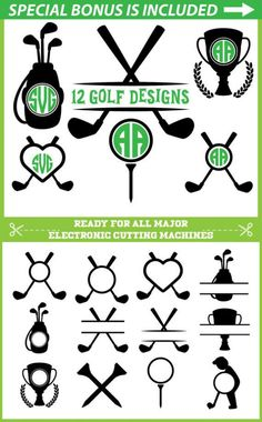 10 Best Golf Svg Images Golf Golf Gifts Golf Lessons
