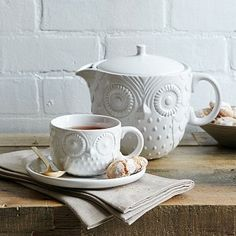 Owl Tea Collection #westelm