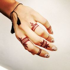 Best Simple Henna Mehndi Patterns