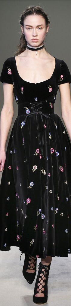 Luisa Beccaria - FALL 2016 READY-TO-WEAR