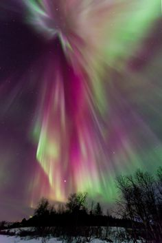 Aurora Borealis - Aurora angel by Kjell H Sæther on 500px