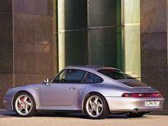 Porsche 911 Carrera 4S (Type 993)
