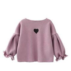 Зимняя теплая одежда милая Толстовка для Обувь для девочек Малыш длинный рукав Puff Girl Топы корректирующие детей