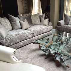 Our slouch sofa looks nice in any home this brings you luxourious comfort And is worth your money this sofa is handcrafted and can be made within 28